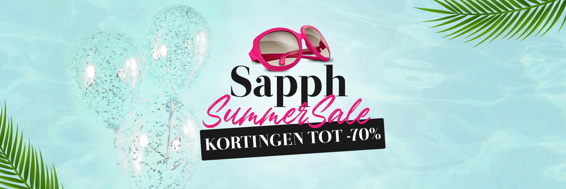 Sapph Summer Sale
